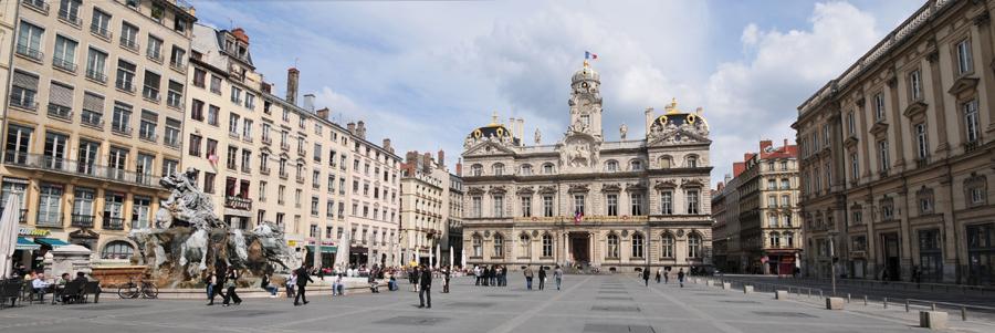 Location d'autocar à Lyon