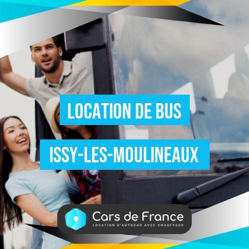 location d'autocar sur Issy-les-Moulineaux