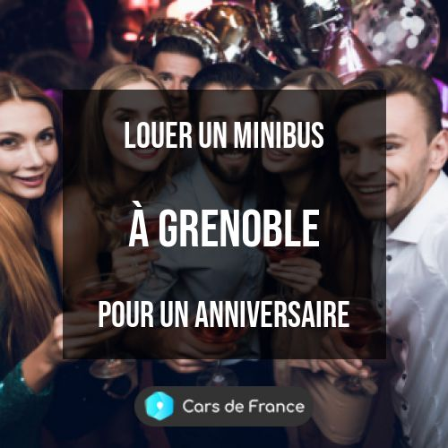 louer un minibus à Grenoble