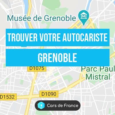Votre autocariste à Grenoble