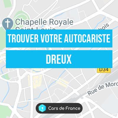 autocariste à Dreux