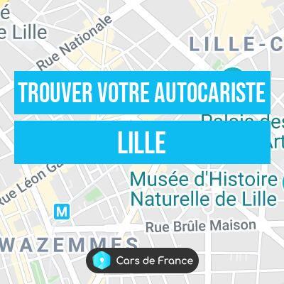 Votre autocariste à Lille
