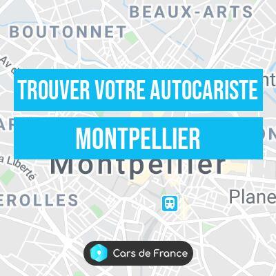 autocariste à Montpellier