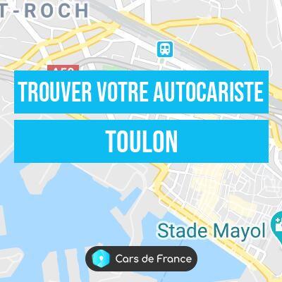 Votre autocariste à Toulon