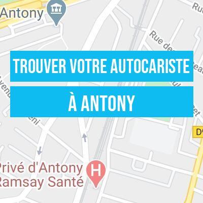 votre autocariste sur Antony