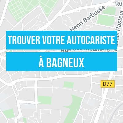 votre autocariste à Bagneux