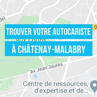 votre autocariste à Châtenay-Malabry