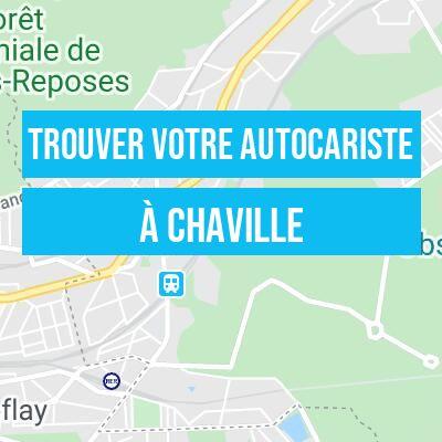 un autocariste à Chaville