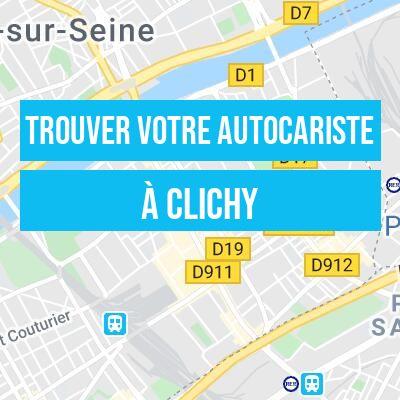 votre autocariste à Clichy