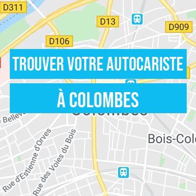 autocariste à Colombes