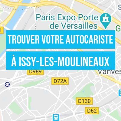 autocariste à Issy-les-Moulineaux