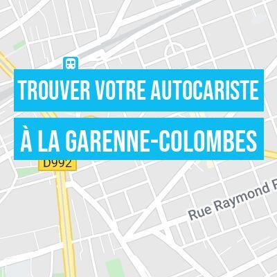 votre autocariste à La Garenne-Colombes