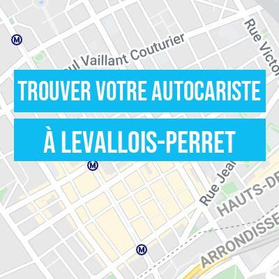 autocariste de Levallois-Perret