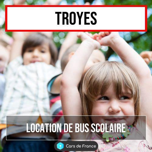 location de bus scolaire à Troyes
