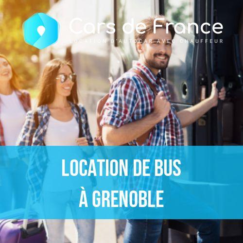 location de bus à Grenoble
