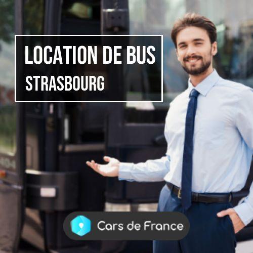 Location de bus à Strasbourg