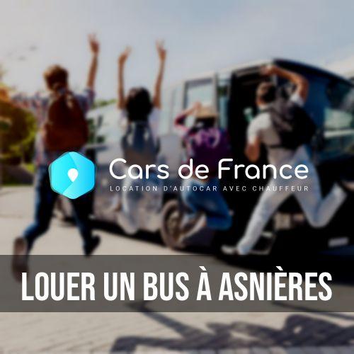 location d'autocar à Asnières-sur-Seine