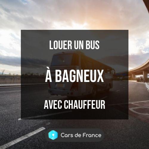 location d'autocar à Bagneux