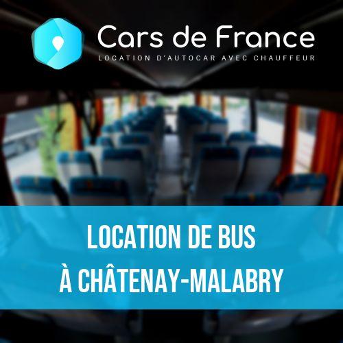 location d'autocar à Châtenay-Malabry