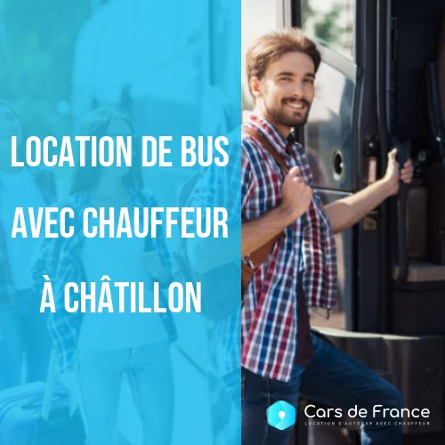 location d'autocar à Châtillon