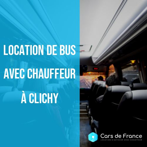 location d'autocar à Clichy