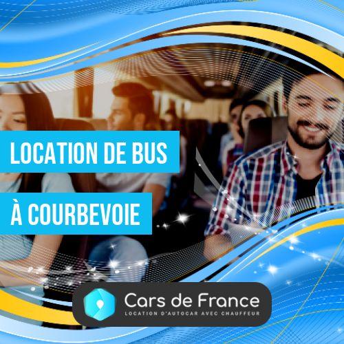 location d'autocar à Courbevoie