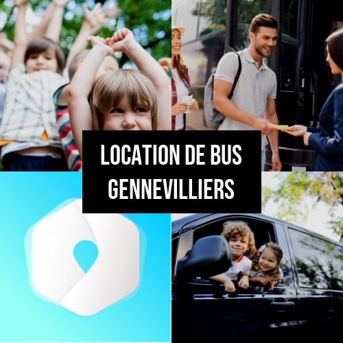 location d'autocar à Gennevilliers