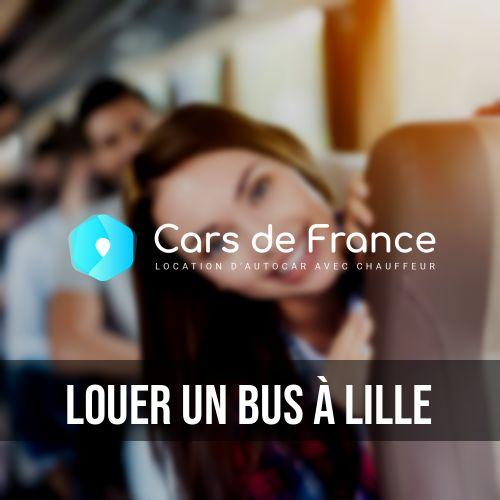 Louer un bus à Lille