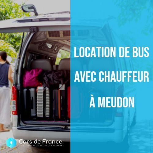 location d'autocar à Meudon