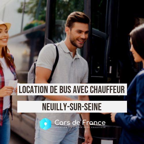 location autocar Neuilly-sur-Seine