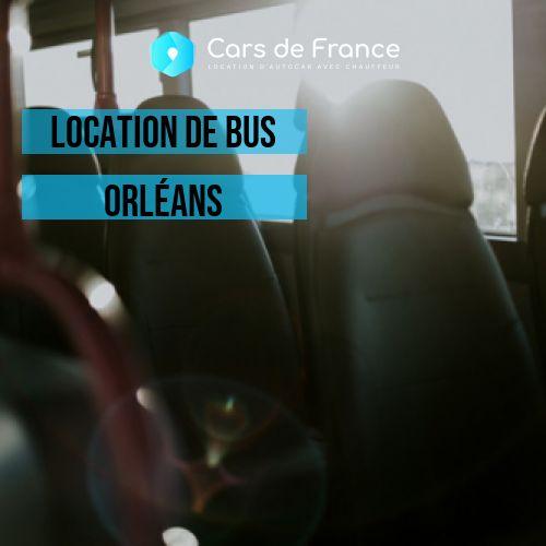 location de bus Orléans