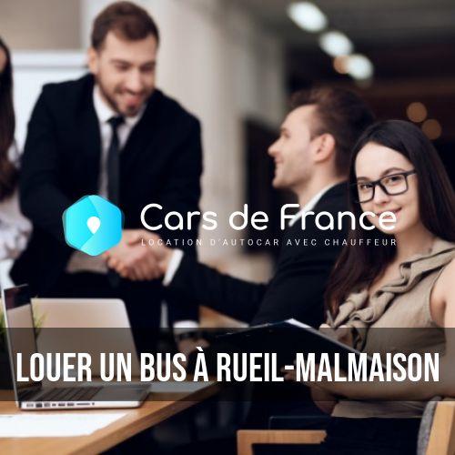 location d'autocar à Rueil-Malmaison