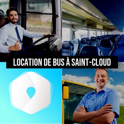 Location d'autocar à Saint-Cloud