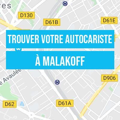votre autocariste à Malakoff