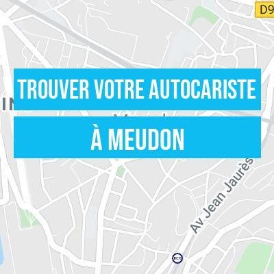 votre autocariste à Meudon
