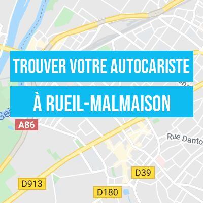 autocariste à Rueil-Malmaison