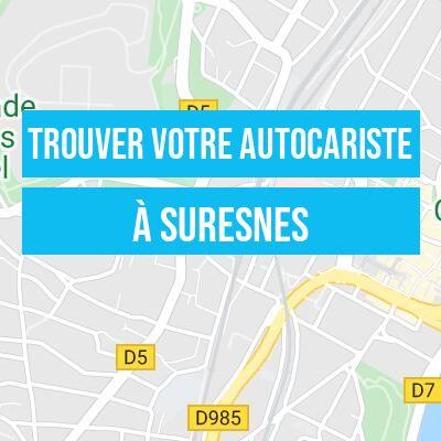autocariste Cars de France à Suresnes