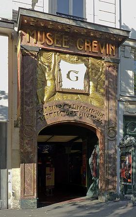 Louer un bus pour le musée Grévin