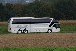 Combien coûte la location d'un autocar ?