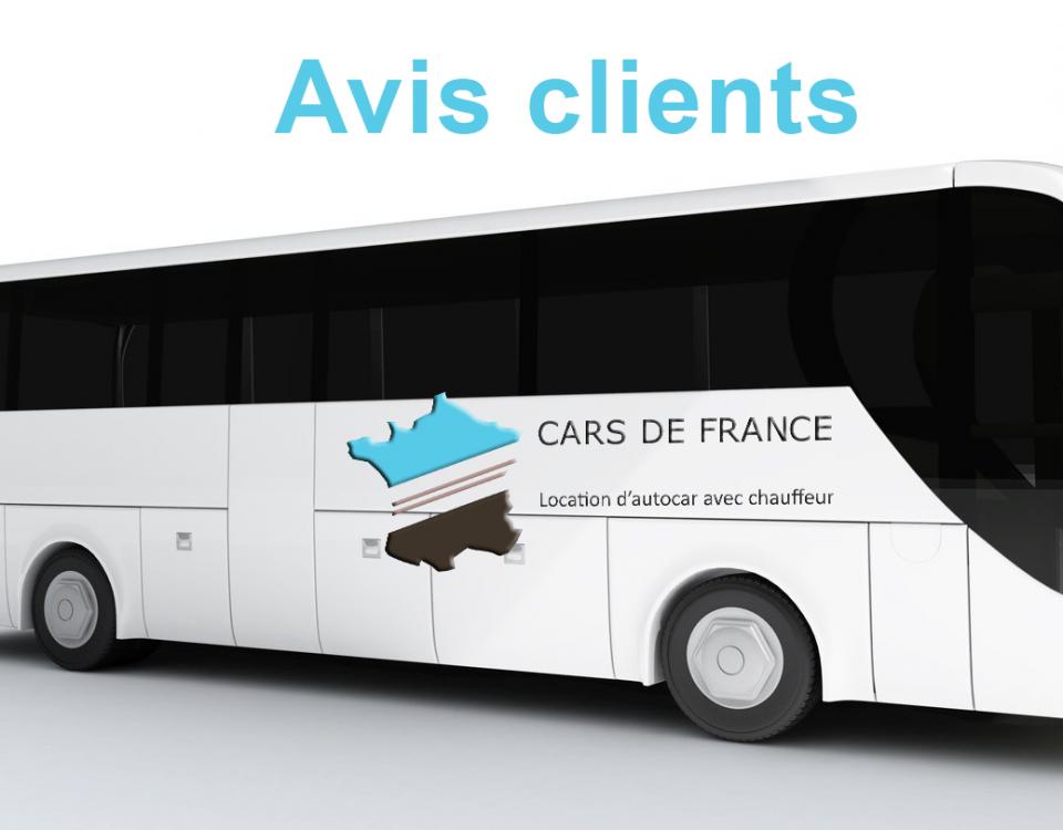 location autocar avis clients