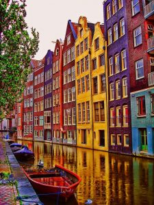Location autocar Amsterdam