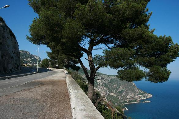Visite de la Côte d'Azur en autocar