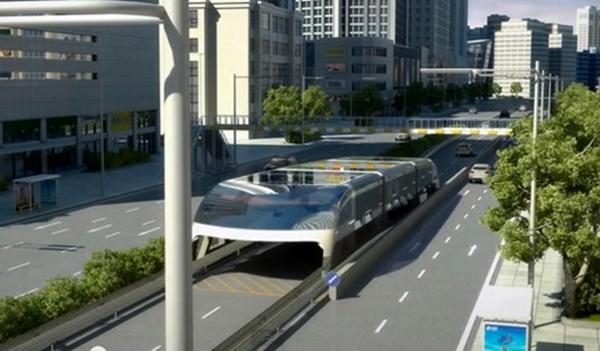 Le bus du futur