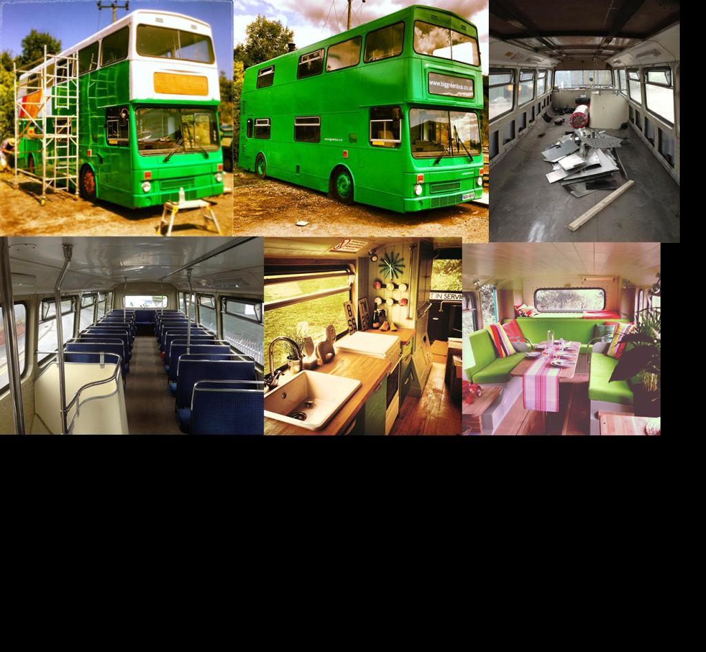 autobus hotel