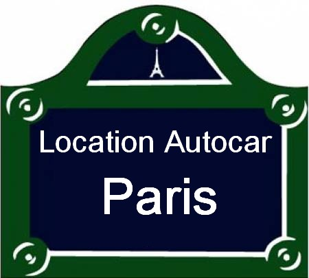 Location autocar Paris