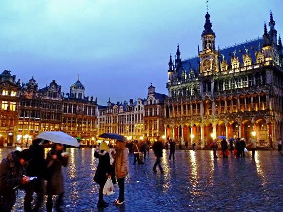 visite de Bruxelles en groupe