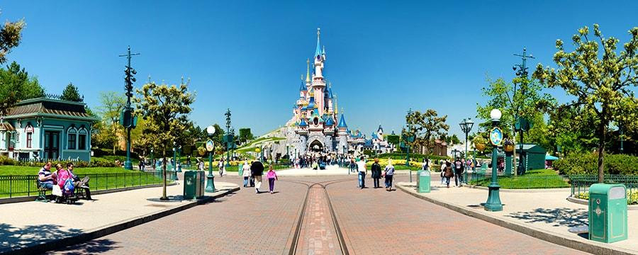 Disneyland paris en Bus
