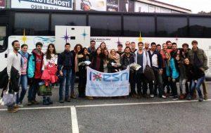 cars de France week end intégration étudiants