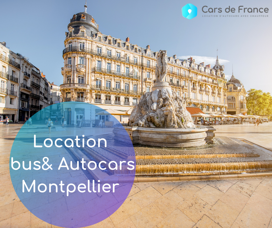 Location bus& Autocars Montpellier
