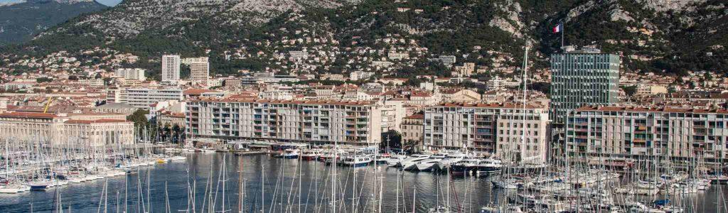 location bus Toulon avec cars de France